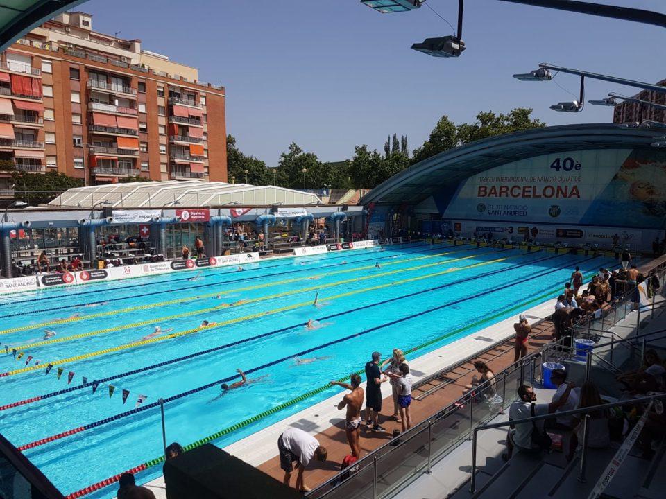 Mare Nostrum Barcellona: Azzurri In Finale E Batterie Del Mattino