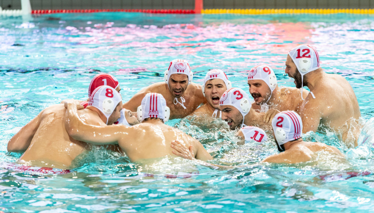WP Champions League Semifinals Set, Ferencvaros is in for First Time Since 1989