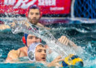 Champions League Water Polo Third Round Playoffs Begin Saturday