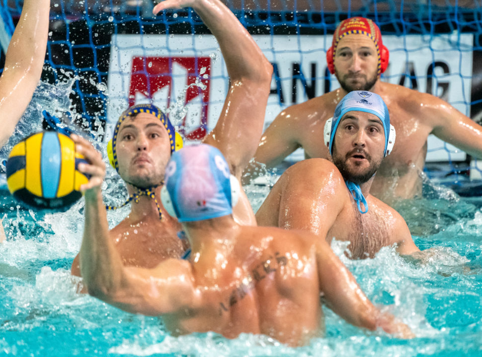 Champions League: Barceloneta Clinches Win From a 7 on 6 At The End