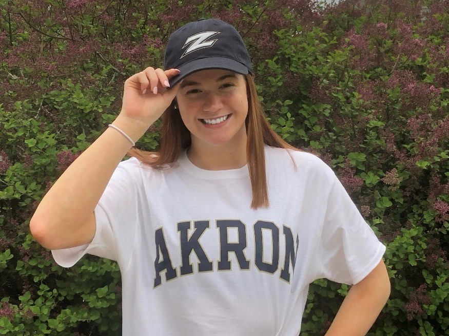 YNats Runner-up Maggie Clough Verbally Commits to In-state Akron Zips