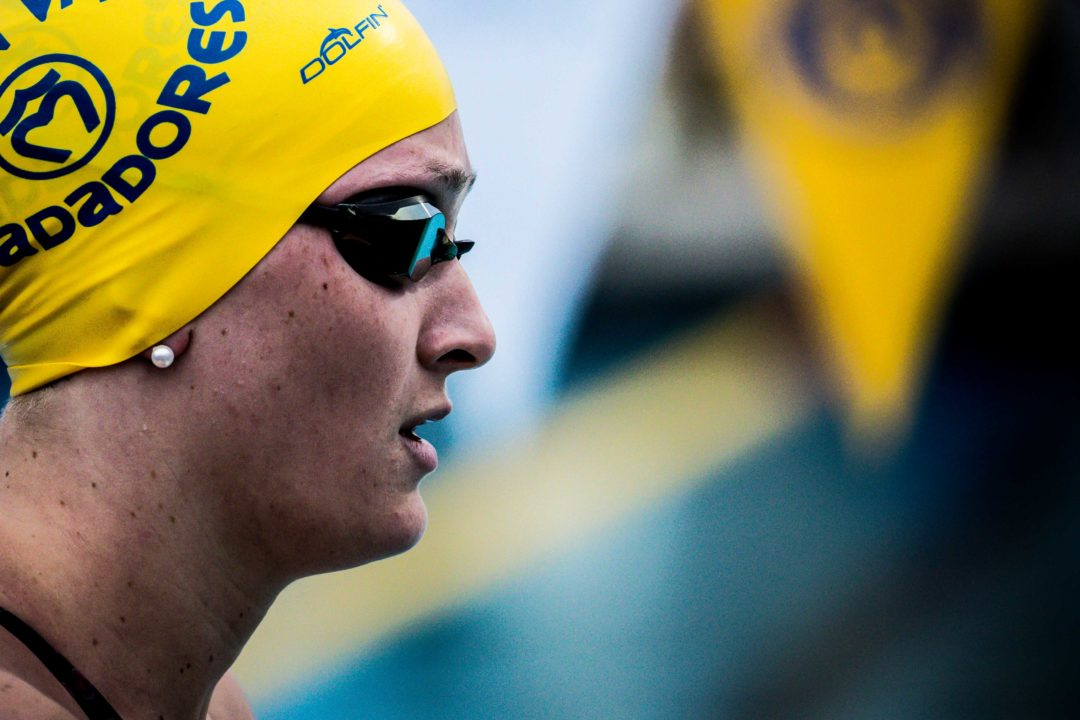 Swimming From Home Talk Show: Annie Lazor on Swimming in 4 Different Pools