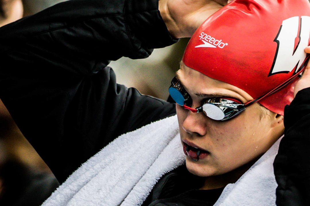2019 Swammy Awards: Female NCAA Swimmer of the Year Beata Nelson