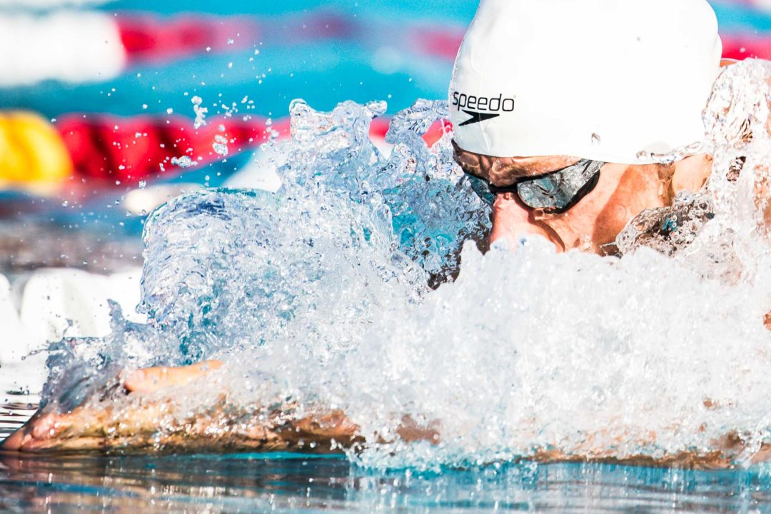 Dolfin Swim of the Week: Brandon Fischer Becomes a Team USA Contender