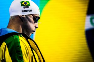 The 100 Freestyle is Too Long for Bruno Fratus (Video)