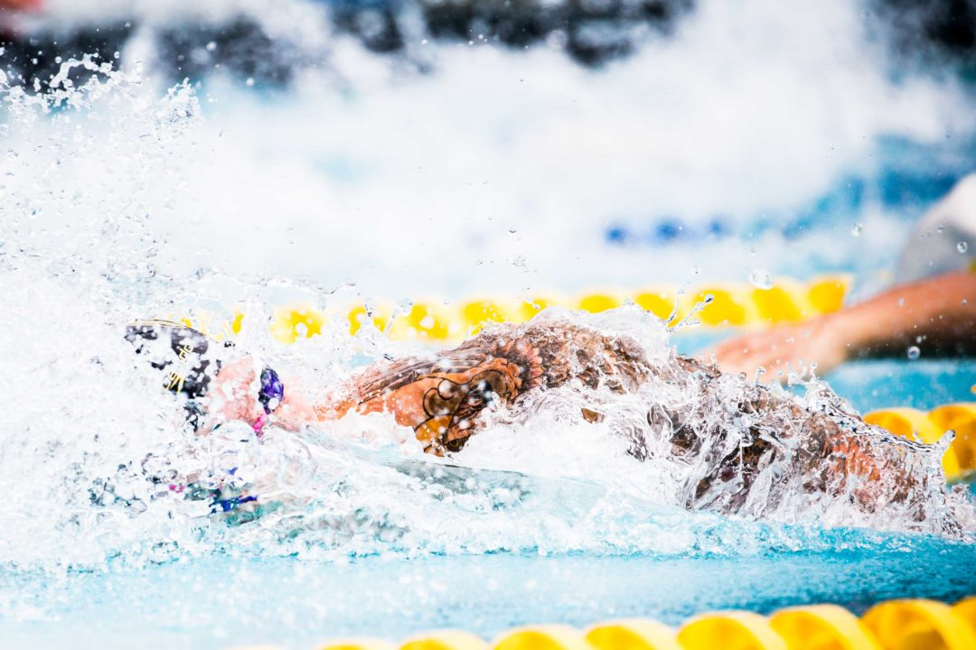 Dressel Puts up 21.51 50 FR, Larson Swims 30.7 50 BR at Meet of Champions Day 3