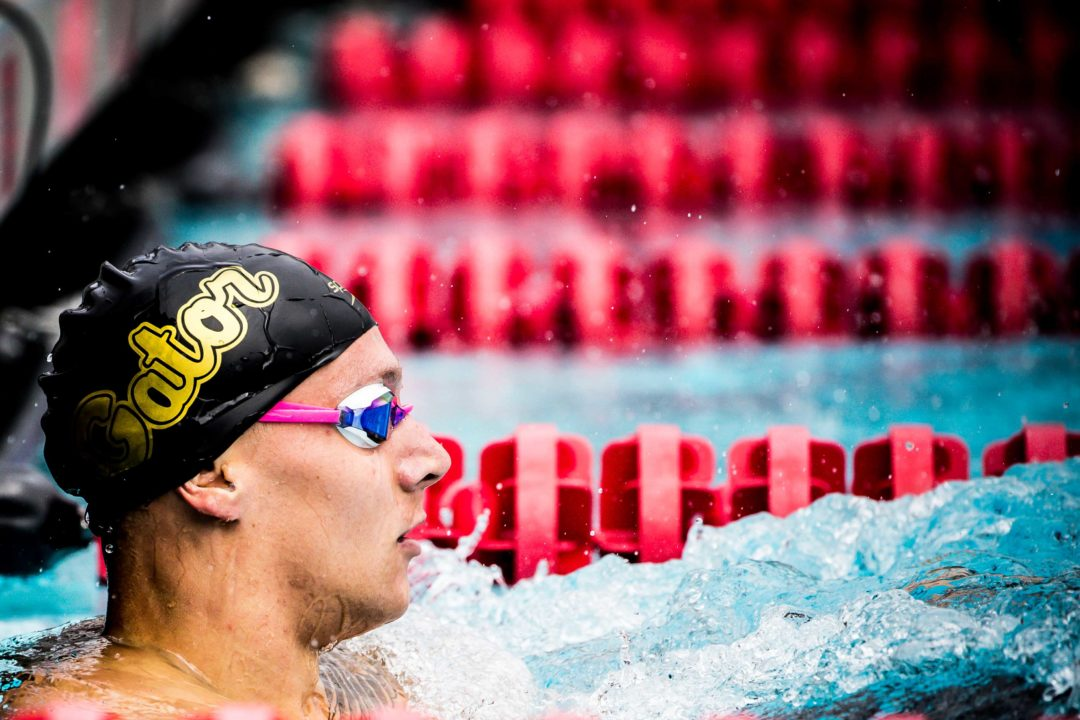 Watch Caeleb Dressel Torch 50.36 100 Fly, Scare U.S. Open Record (Race Video)