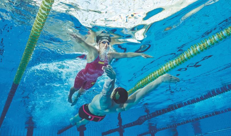 Los mejores nadadores del mundo usan los bañadores arena Powerskin