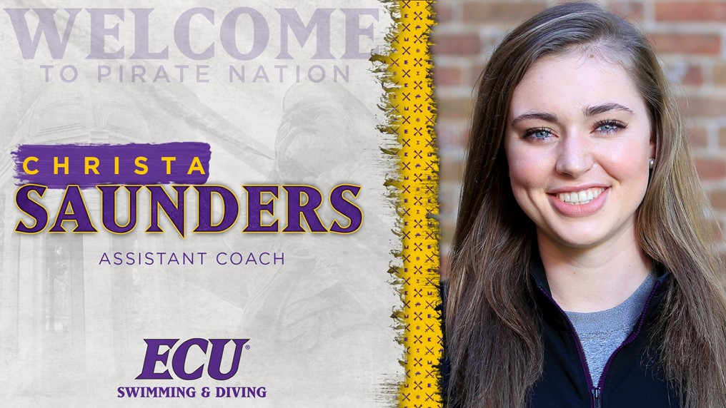 East Carolina Hires Christa Saunders as 2nd Female Assistant