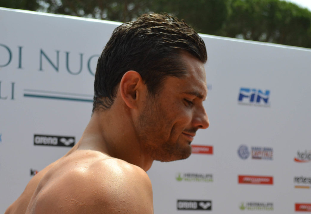 """Florent Manaudou on Comeback: """"I want to be Olympic champion"""" (Video)"""