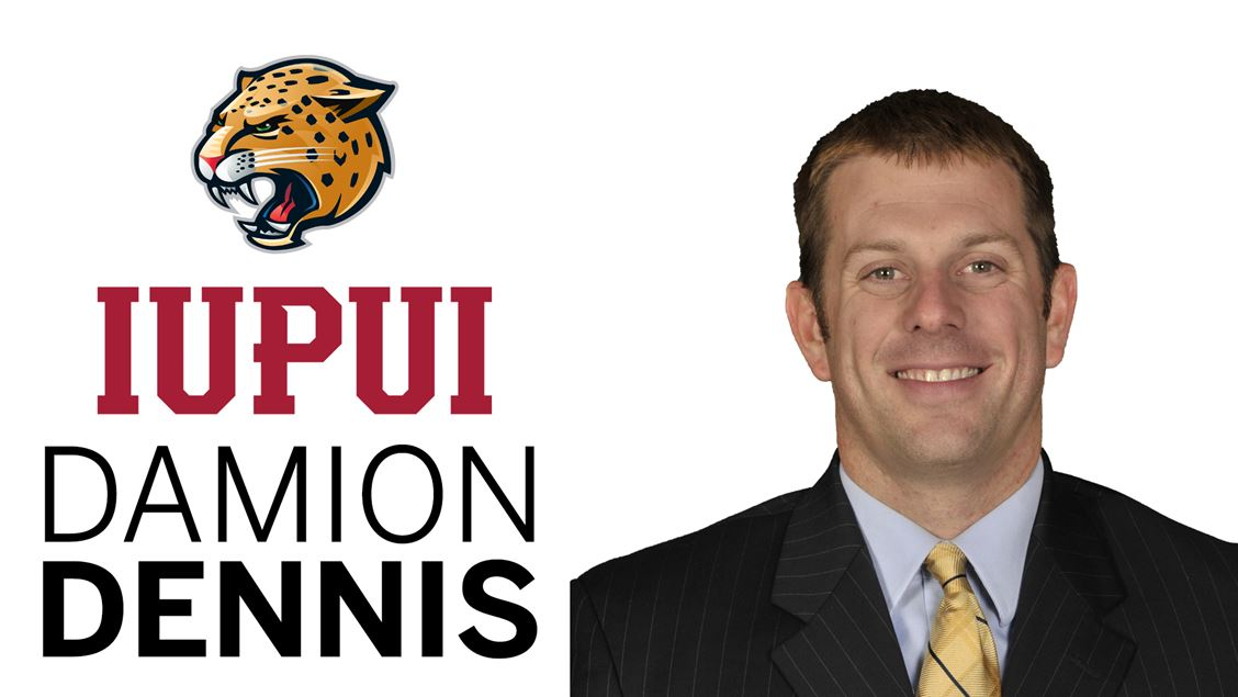 IUPUI Tabs Damion Dennis as New Head Coach