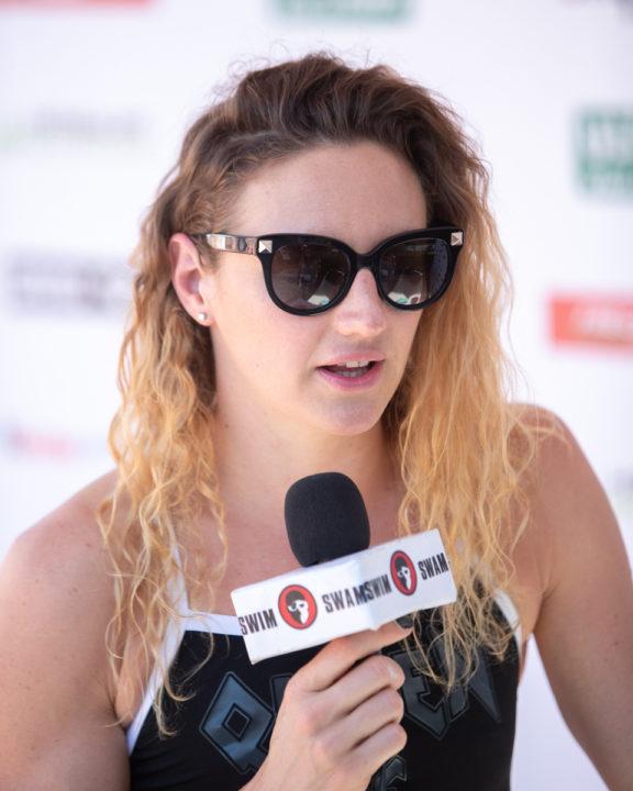 ISL Budapest: London Roar Se Alza Con La Victoria, Katinka Hosszu MVP