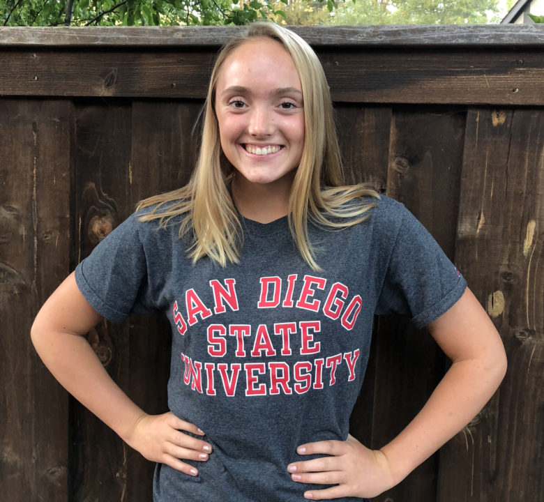 Emily Gebhardt Set to Join San Diego State in the Fall