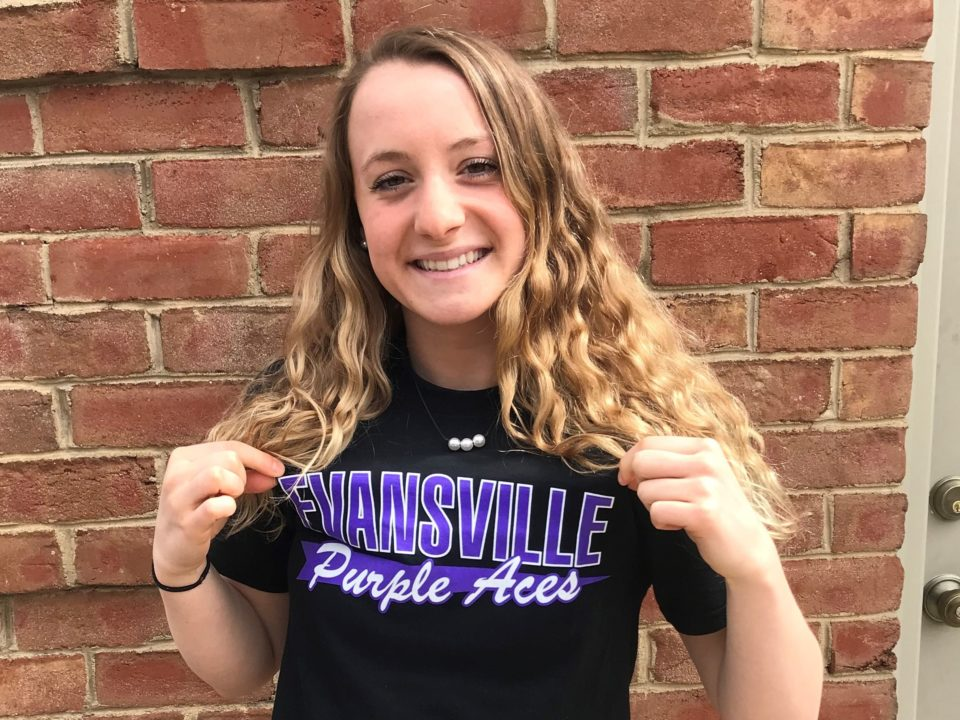 OSSC's Sage Moore Commits to Swim for Evansville in 2019-20