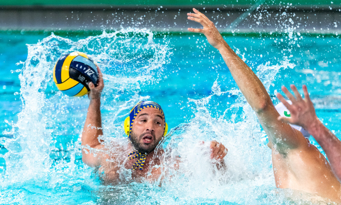 Champions League Water Polo Day 8 Preview