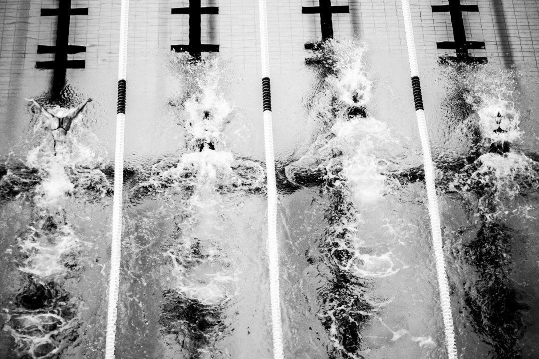 Swimming's TopTenTweets: Best Job Ever