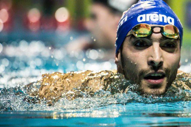 champions swim series Gabriele Detti (photo: Jack Spitser)