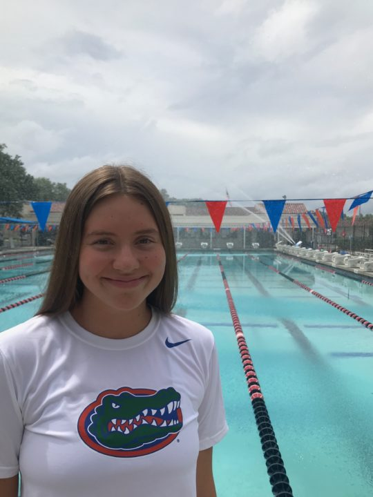 Distance Freestyler Leah DeGeorge Continues Bolles-to-Florida Tradition