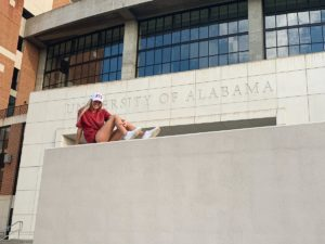 After 3 Semesters at Alabama, Julia Wolf Returns to the NCAA Transfer Portal