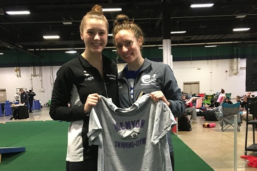 YNats Qualifier Maggie Foight to Swim for Kenyon in 2019-20