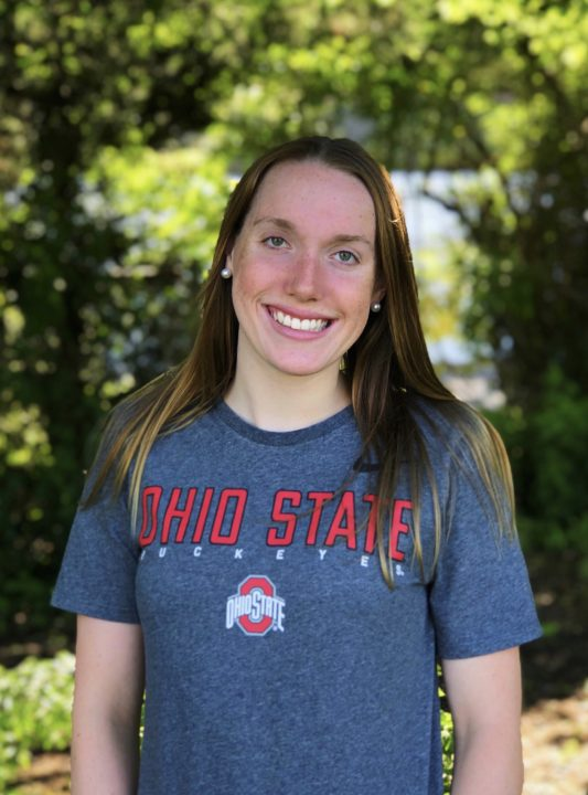 Backstroker Kyra Sommerstad Announces Verbal Commitment To Ohio State For 2020