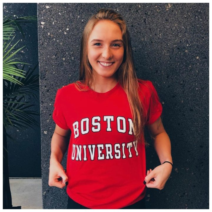 MN State Champ Backstroker Lara Mitchell Commits To Boston University For 2020