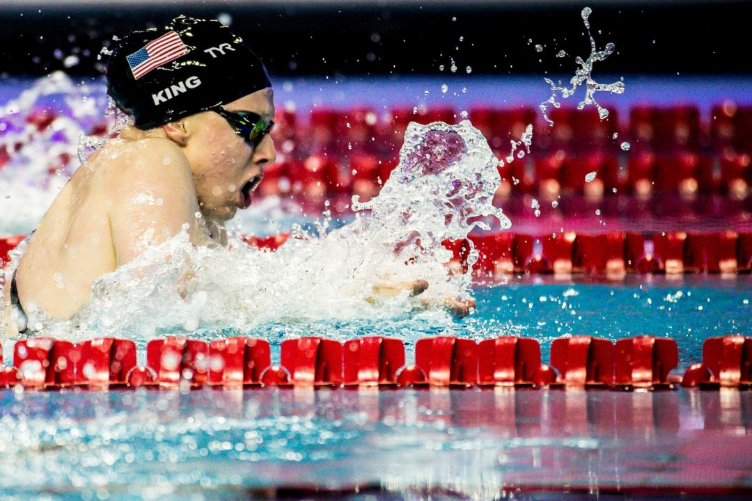 SwimSwam Podcast: Ray Looze on What Makes a Perfect Breaststroke