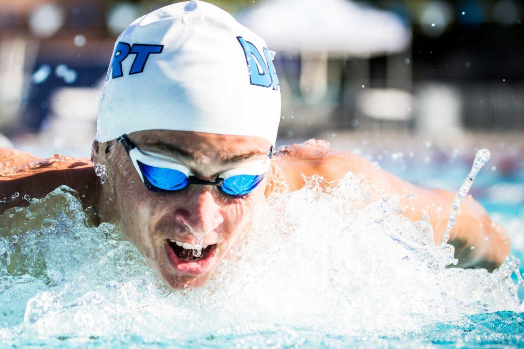 Luca Urlando Bate El Récord Americano De Phelps En La Categoría De 17-18 Años
