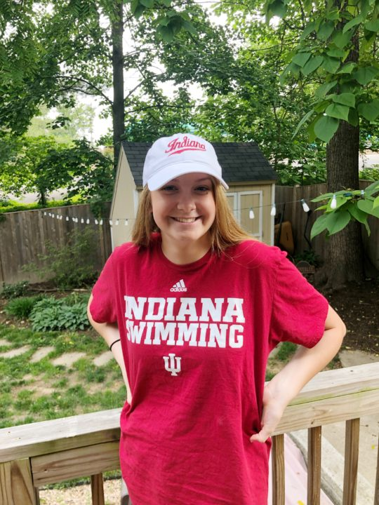 Backstroker Mary Kate Reicherter Announces Verbal To Indiana For 2020