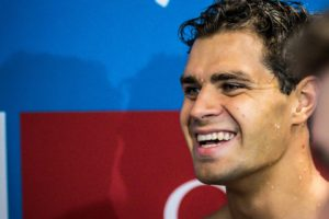 Michael Andrew Busts Out 2 Wins, C1 Scorches 100 Free Field To Wrap Up Doha