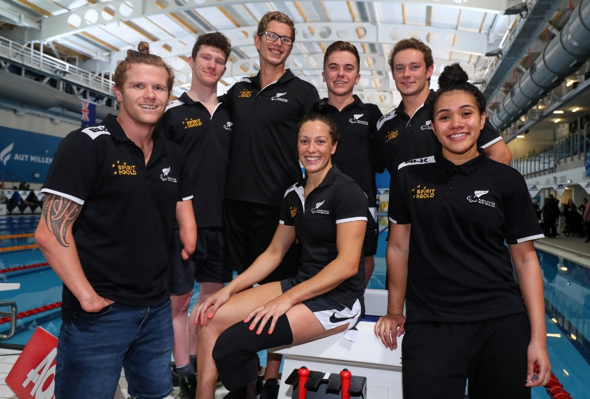 New Zealand Para Swimming Team Named for 2019 World Championships