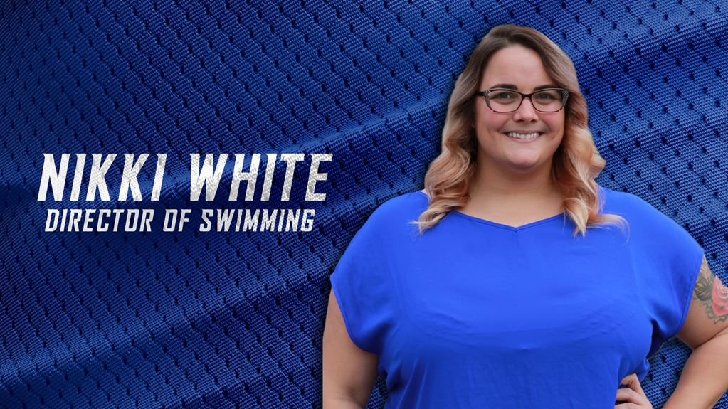 Nikki White Promoted to Director of Swimming at Chowan