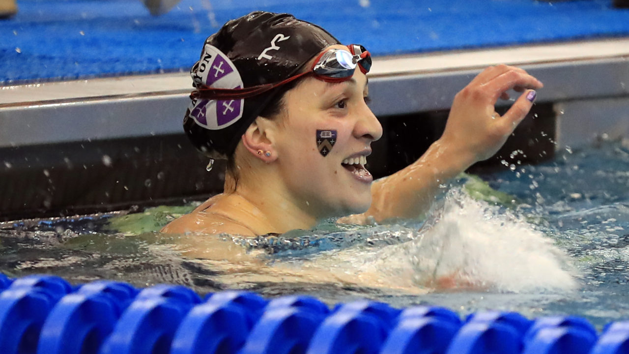 Kenyon's Hannah Orbach-Mandel Named 2019 NCAA Woman of the Year Finalist