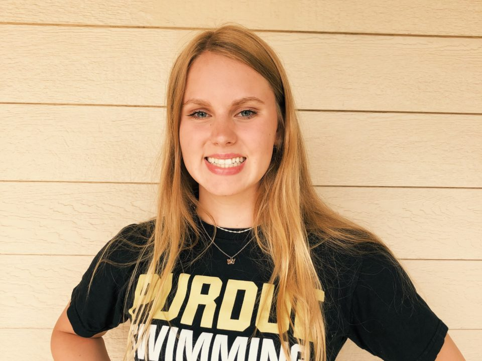 Purdue Picks Up Verbal Commitment from In-state Standout Belle Hinshaw