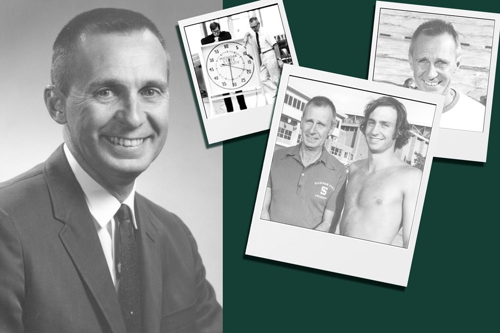 Long-Time Michigan State Coach Richard Fetters Dies at 98