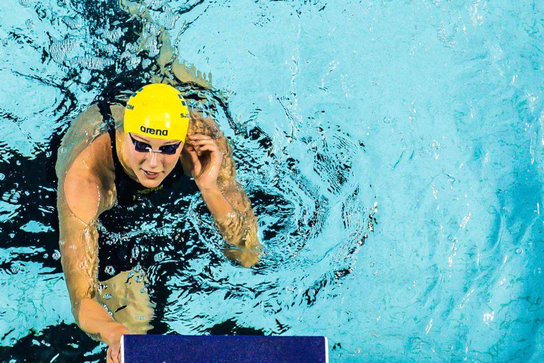 WATCH: Sarah Sjostrom Swim 23.78 in 50 Free (RACE VIDEOS)