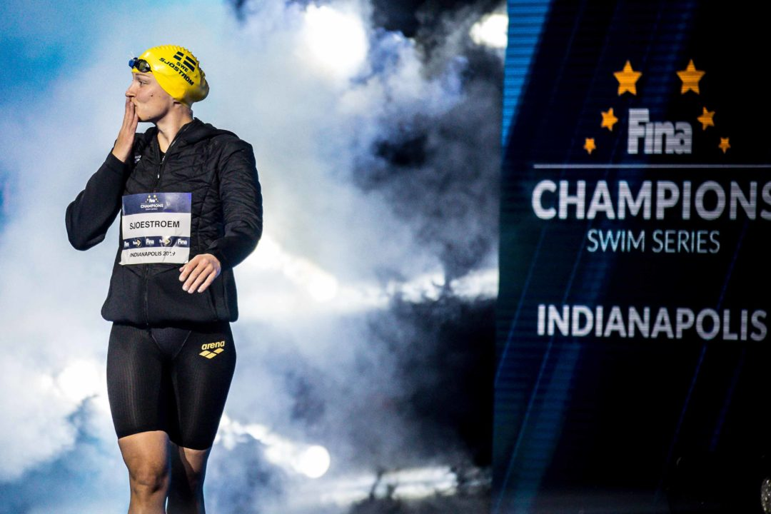 Additional Betting Odds Released For Worlds; Sjostrom -1000 In 50 Fly