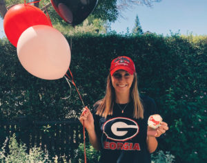 Californian Sloane Reinstein Trades Coasts with Verbal to Georgia