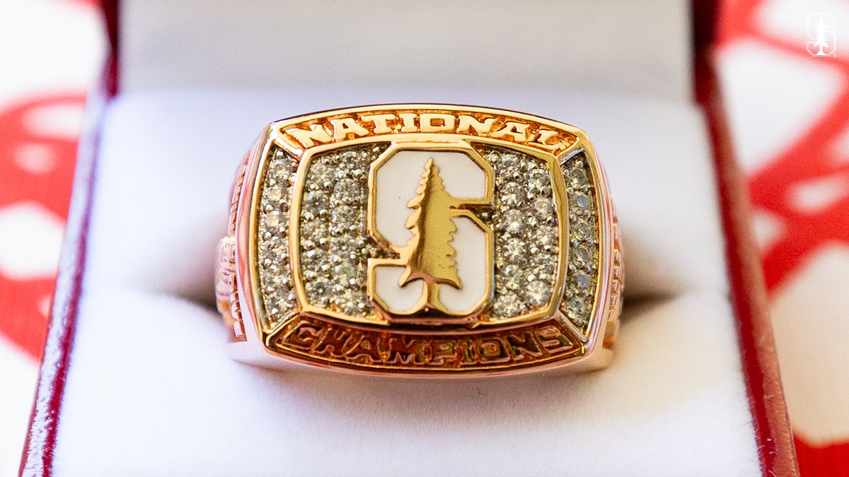 WATCH: Stanford Women Receive 2019 NCAA Championship Rings