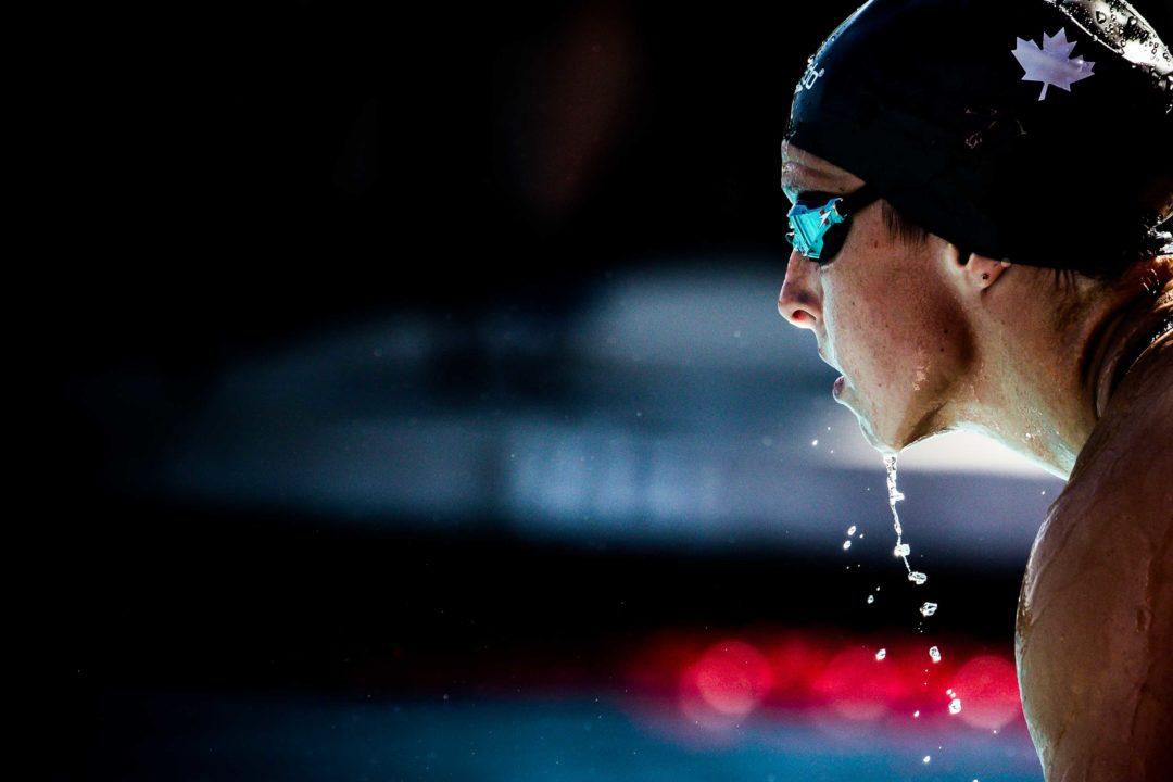 Canadian Olympian Sydney Pickrem Joins Team Speedo