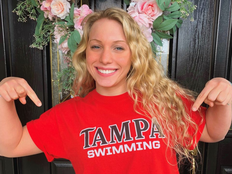 Tampa Earns Commitment from OSSC Breaststroker Alli McFarland