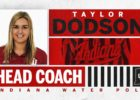 Taylor Dodson Named Head Coach of Indiana Water Polo
