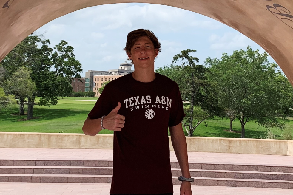 Texas 5A State Champ Elijah Sohn Verbally Commits to In-state Aggies