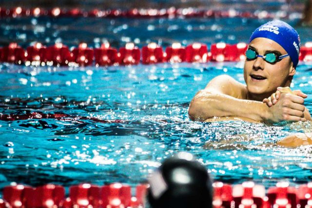 Vlad Morozov Didn't Train For A Week Before The FINA Champ