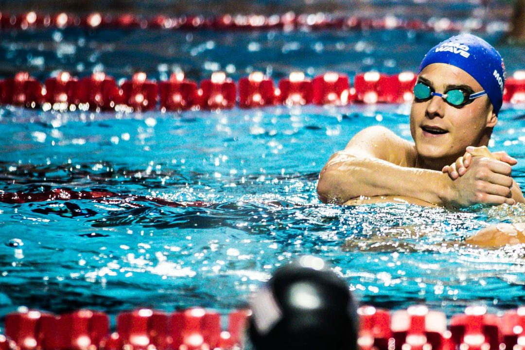 Fina Swimming World Cup: Questo Week End L'Ultima Tappa In Qatar