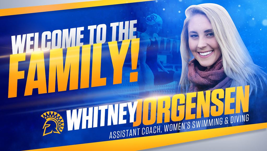 San Jose State Hires Whitney Jorgensen as New Assistant Coach