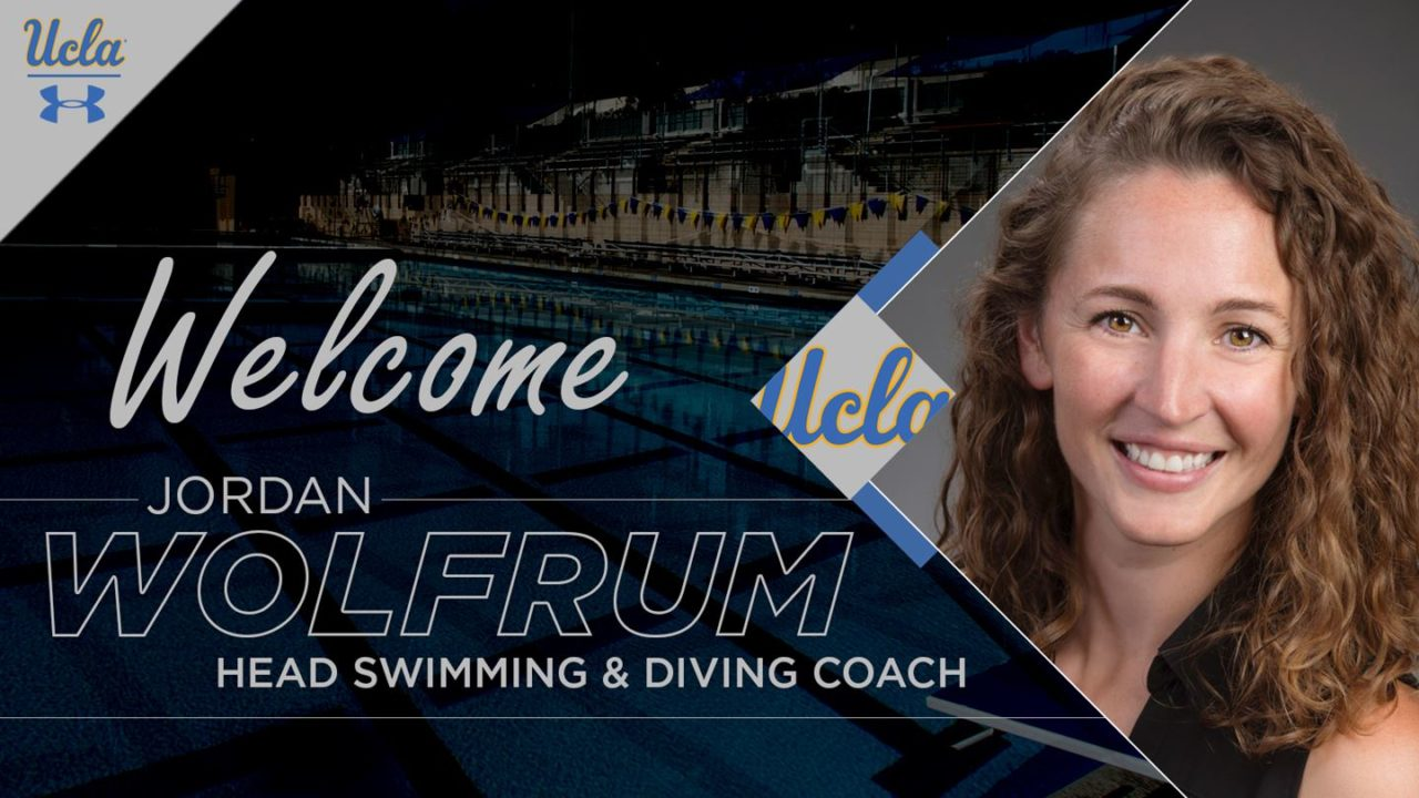 UCLA Names Ohio State's Jordan Wolfrum Head Coach