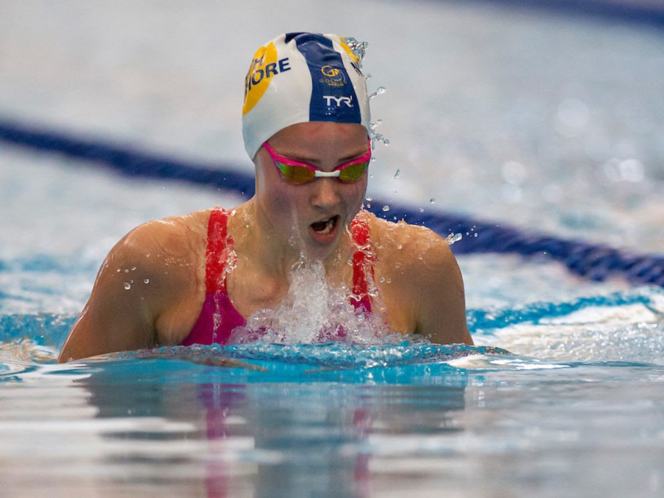 15-Year-Old Melissa Cowen Hits NZL 200 Breast National Record