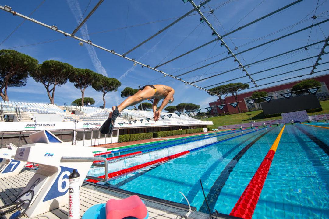 Sette Colli, Rom: A-Finalteilnahmen für Laemmler, Bruhn, Steiger