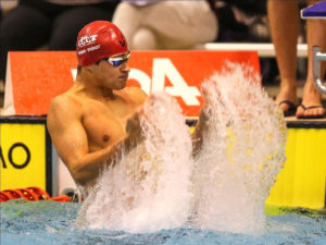 Jeffcoat Slices .01 off New Zealand 50 Back National Record